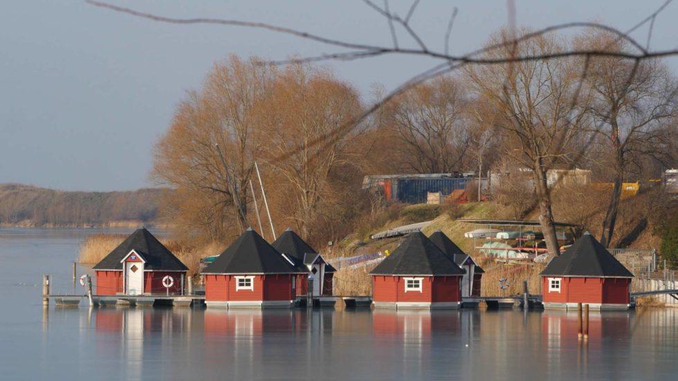 Die Erfurter Seen in der kalten Jahreszeit - Ich liebe Erfurt!