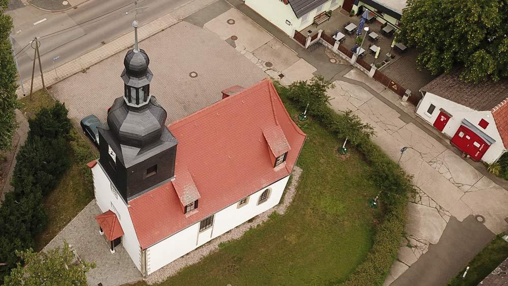 Die Kirche St. Anna in Töttleben