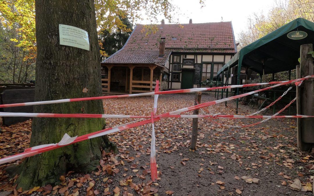Die Grundmühle in Tiefthal