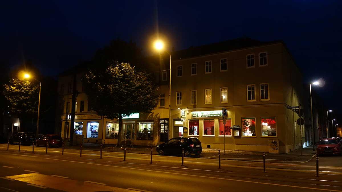 Restaurants in der Magdeburger Allee Erfurt