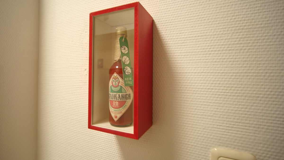 Künstlerische Arbeit im Wächterhaus 3 Erfurt.