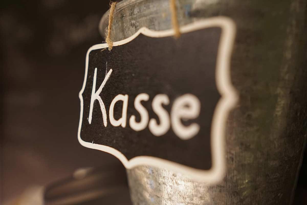 Kaffekasse im Coworking Space Krämerloft in Erfurt