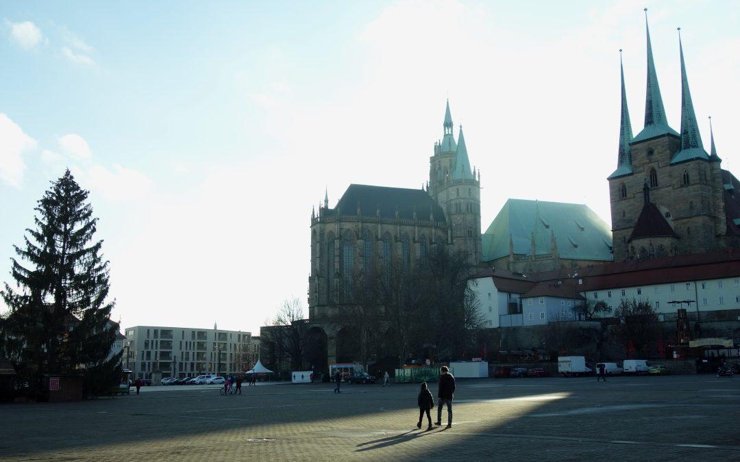 Weihnachtsmarkt 2020 in Erfurt fällt aus