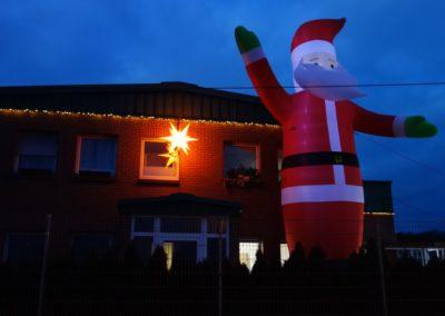 Weihnachtsmann in Tiefthal