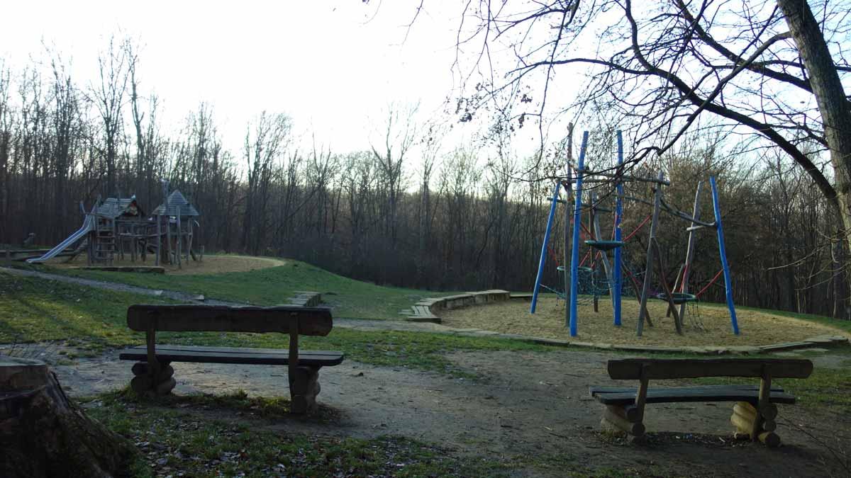 Spielplatz im Steigerwald Erfurt