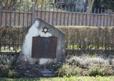 Der alte jüdische Friedhof in Erfurt