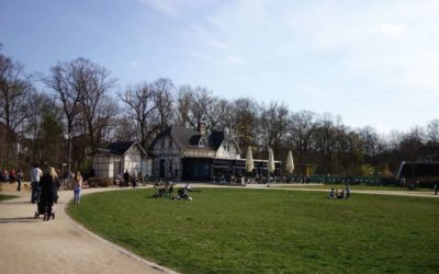 Der Bürgerpark Espachbad