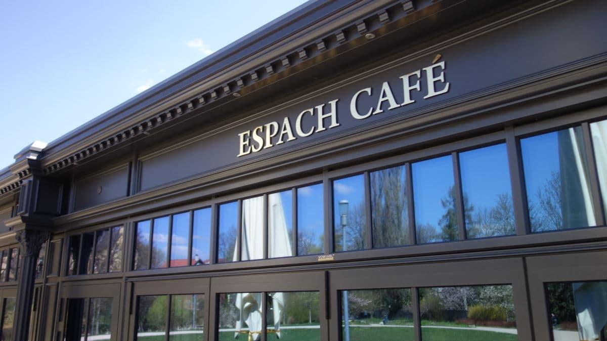 Espachcafe im Bürgerpark Espachpark